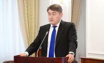 Председатель правления НАО Фонд социального медицинского страхования Айбатыр Жумагулов