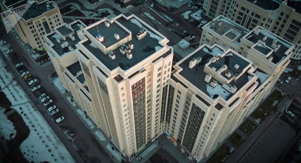 Нұр-Сұлтан қаласындағы көпқабатты тұрғын үй