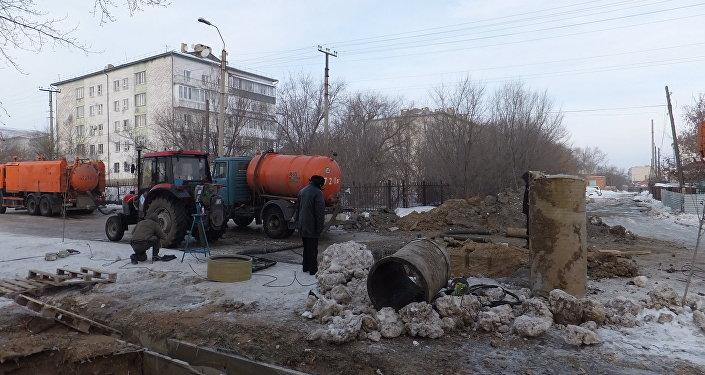 Авария в Кокшетау