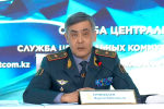 Разъяснение указа О призыве военнообязанных на спецсборы для укомплектования территориальных войск ВС Казахстана - брифинг СЦК видео