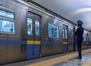 В алматинском метро