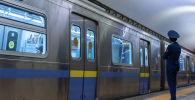 В алматинском метро во время карантина почти нет людей