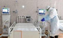 Больница для приема зараженных коронавирусом в Петропавловске