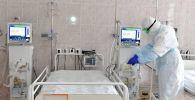 Петропавлда коронавирус жұқтырғандарды қабылдауға арналған аурухана