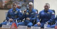 Чтобы не привезти коронавирус в космос: экипаж МКС провел месяц на карантине - видео