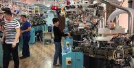 Петропавлдағы маска тігетін фабрика