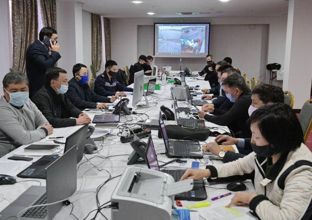 Центр оперативного реагирования Павлодарской области