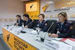 Видео с пресс-конференции Актуальные вопросы временной регистрации граждан