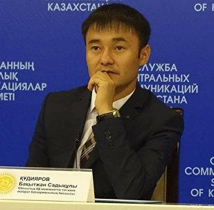 Бахытжан Кудияров