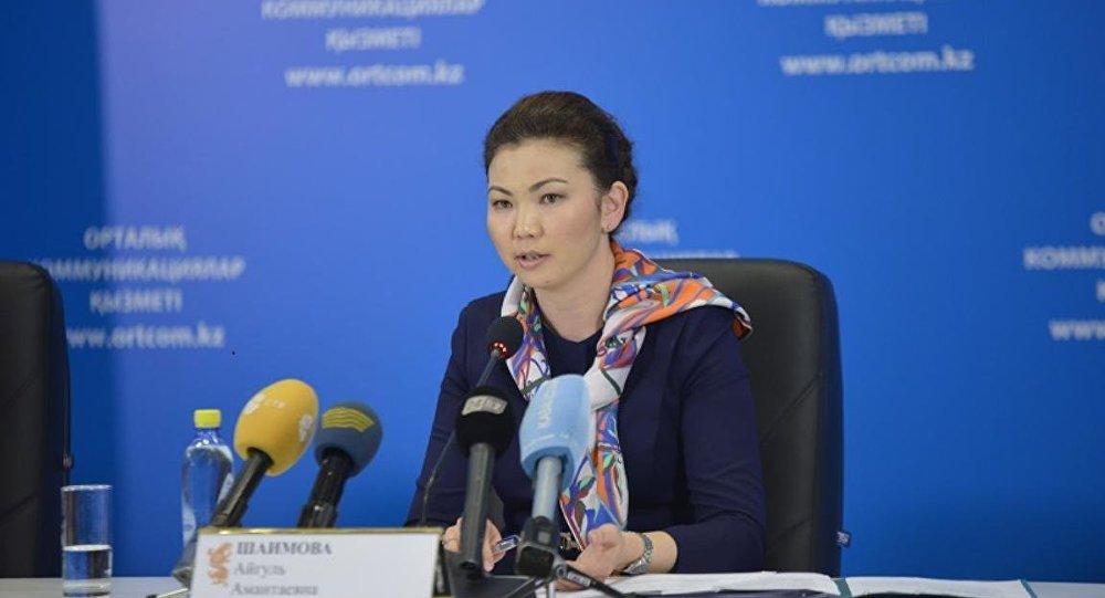 Айгүл Шайымова
