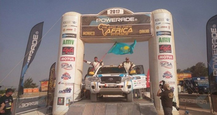 Экипаж Off Road Kazakhstan выиграл ралли Africa Eco Race в классе T2
