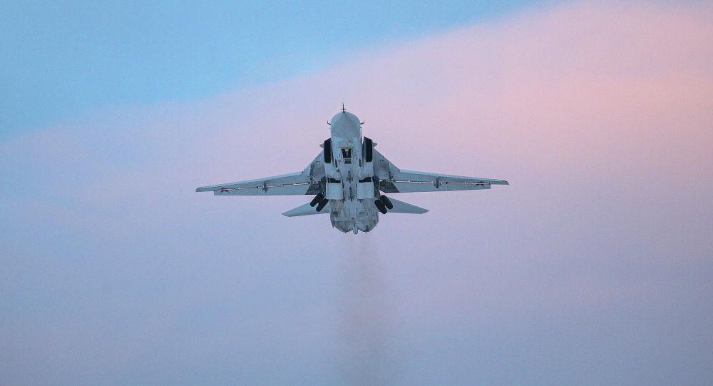 МиГ-31 ұшағы