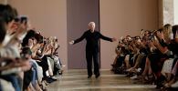 Джорджио Армани меняет свои взгляды на моду как явление
