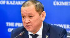 Министр труда и социальной защиты Казахстана Биржан Нурымбетов