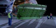 Российский самолет Руслан доставил в Молдову медпомощь из Китая