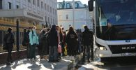 Казахстанские студенты вузов Москвы и Санкт-Петербурга возвращаются домой