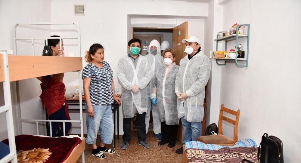 На период карантина иногородних медиков временно разместили в общежитиях и гостиницах