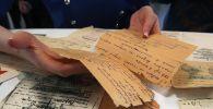 Открытие пункта приема документов для проекта Дорога памяти в Москве