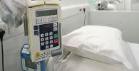 Аурухана палатасындағы медициналық аппаратура