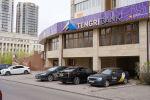 Вывеска отделения Tengri Bank