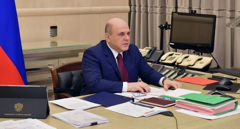 Ресей премьер-министрі Михаил Мишустин