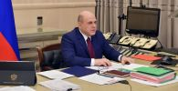 Премьер-министр РФ М. Мишустин провел заседание правительства РФ