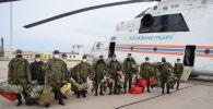 Самый большой вертолет в мире Ми-26Т вылетел в Восточный Казахстан для тушения лесного пожара