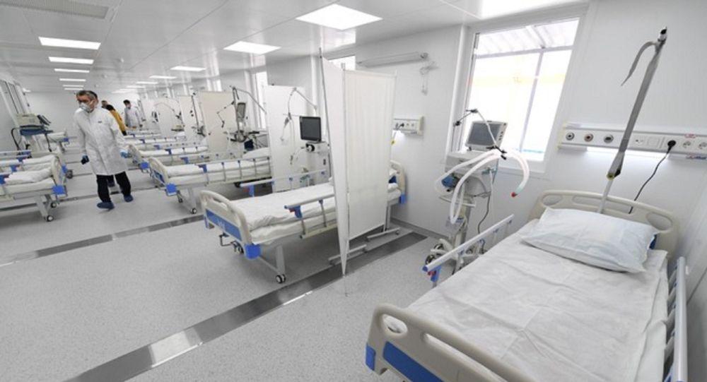 Алматыдағы жұқпалы аурулар госпиталі