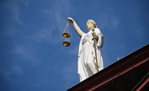 Богиня правосудия - Фемида