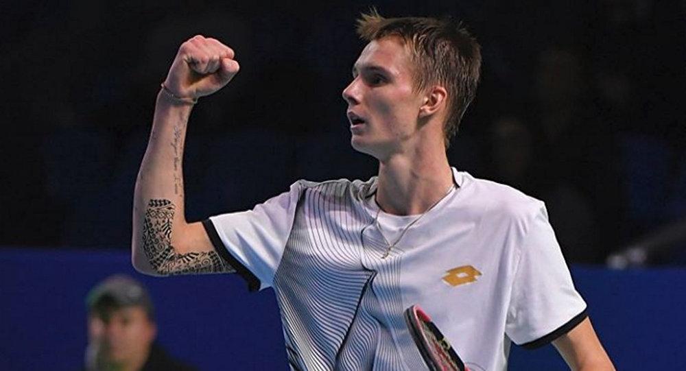 Два русских теннисиста вышли во 2-ой круг Открытого чемпионата Австралии