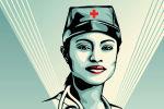 Художник Шепард Фейри и Adobe запустили арт-проект в честь врачей по всему миру