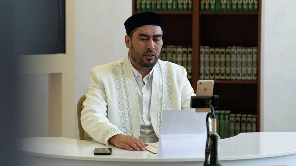 Онлайн-молитвы во время священного месяца Рамазан в Казахстане