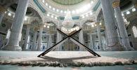 Мечеть Хазрет Султан на карантине во время Священного месяца Рамазан