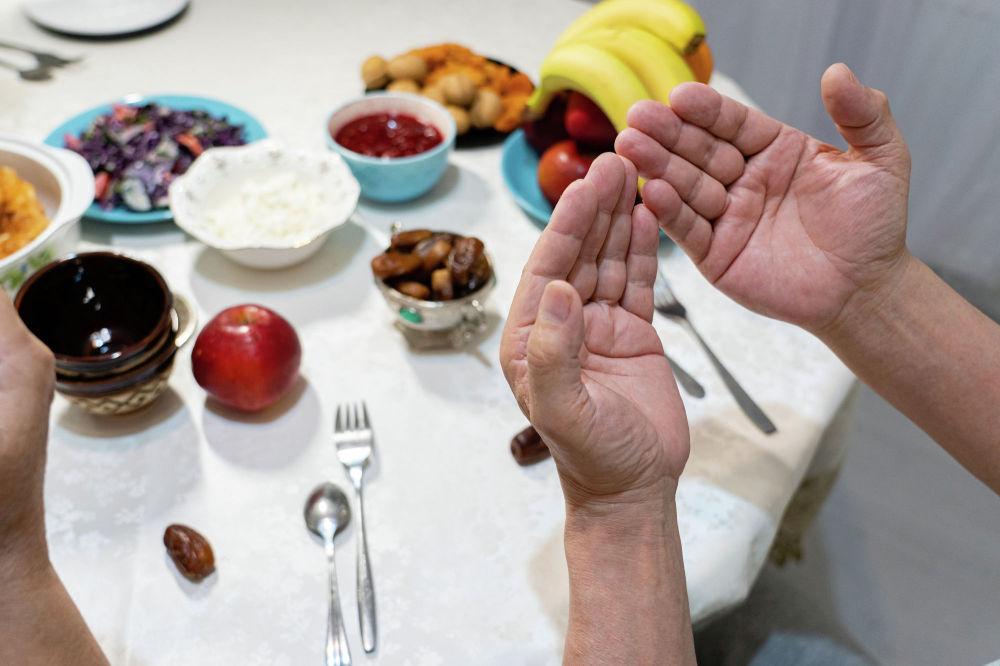 Ауызашар  - разговение во время священного месяца Рамазан