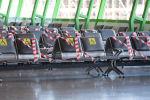 Зал ожидания в аэропорту Нур-Султана