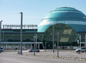 Аэропорт Нурсултан Назарбаев