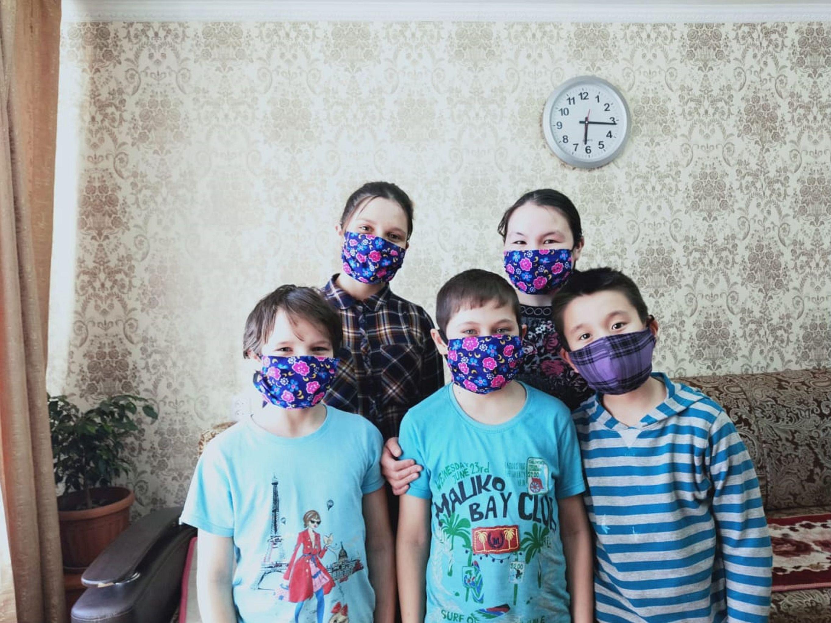 Средства защиты от коронавируса в семье создают собственными руками