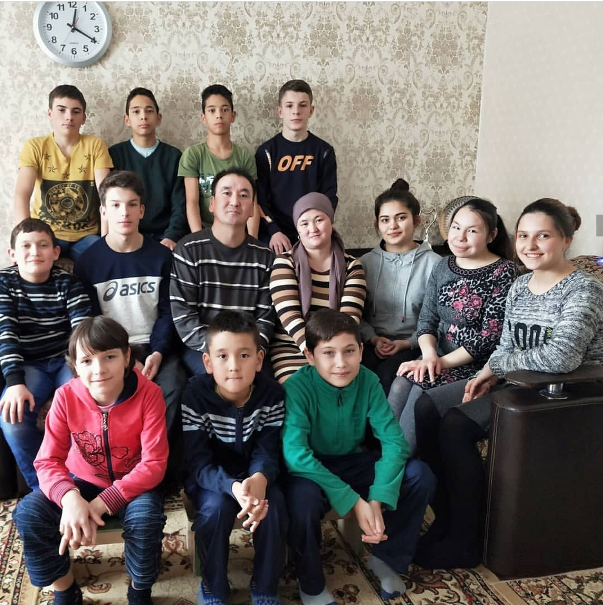 Карантин позволил семье проводить больше времени друг с другом