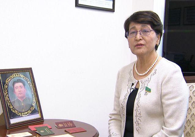 Вернулся домой с Победой: депутат Айсина об участии отца в ВОВ
