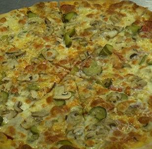 Шуақты Италия дәмі: пицца әзірлеу тәсілі