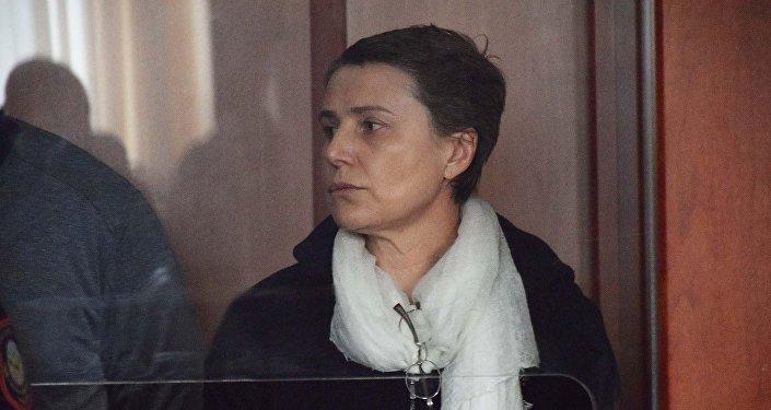 Лилия Рах на апелляционном суде