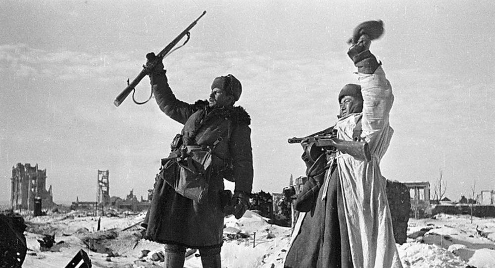 Виртуальная выставка Воины-казахстанцы в битве за Сталинград открылась к 75-летию Победы в Великой Отечественной войне