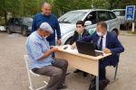 Мобильные ЦОНы оказывают помощь пострадавшим от наводнения в Туркестанской области