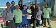 Аппарат ИВЛ Стивена Хокинга передан в дар британским медикам