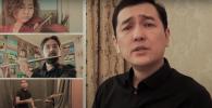 Международный онлайн-проект «Журавли» в День Победы от театра Астана Опера
