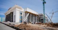 Новый Казахский драматический театр в Нур-Султане