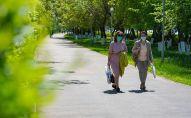 Улицы Нур-Султана после снятия режима ЧП