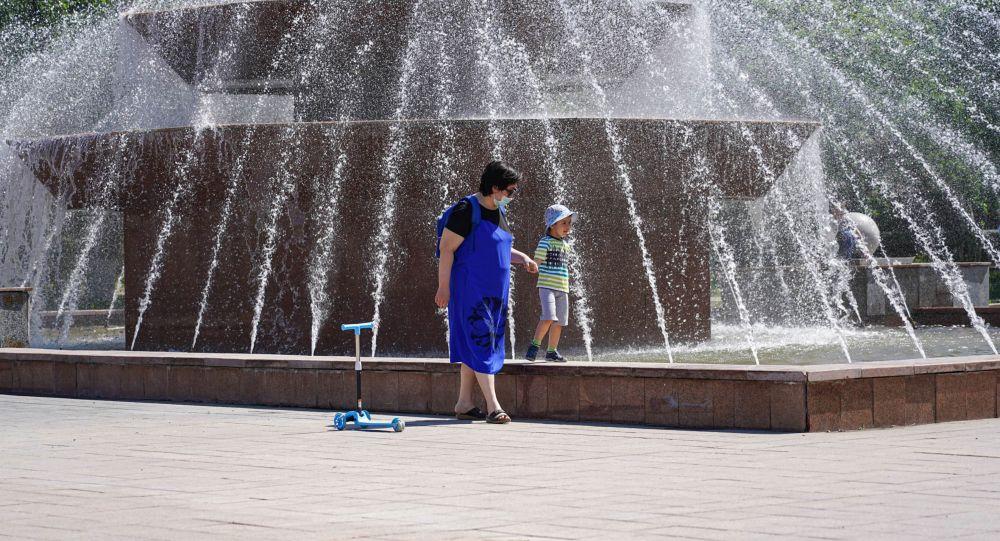 Астана тұрғындары, карантин