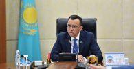 Председатель сената парламента Маулен Ашимбаев