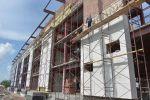 Казахский драмтеатр построят к концу года в Петропавловске